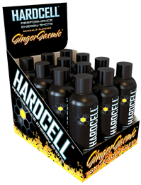 Hardcell_Gingergasmic_12_Pack_2oz_bottle