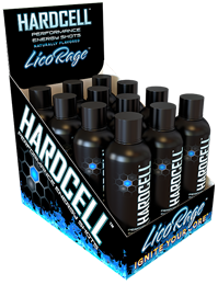 Hardcell Licorage 12 Pack