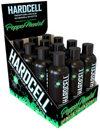 Hardcell_Peppermental_12_Pack_2oz_bottle